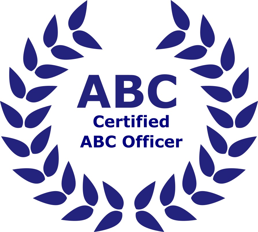 Certified Anti-Bribery and Corruption Officer